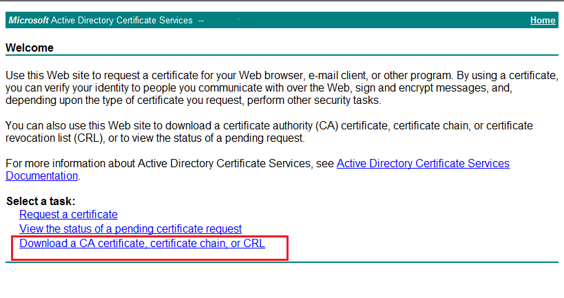Certificate Chain Is Invalid Problem Deploying Lync Server The