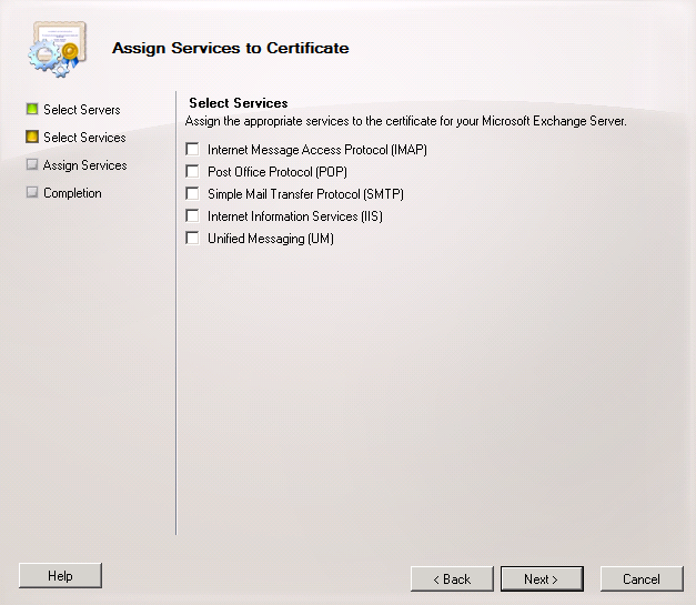 Request A Certificate For Exchange From Ca The Lync Dude